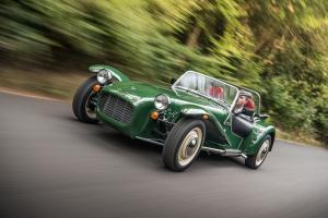Caterham Seven Sprint 2016 года