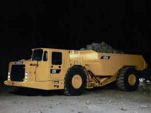 2012 Caterpillar AD30
