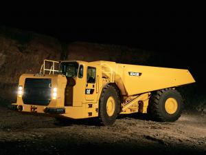 2012 Caterpillar AD45B
