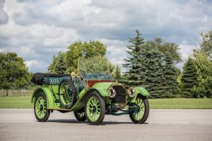 1911 Chalmers Thirty Pony Tonneau