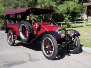 1913 Chalmers Model 18 Touring