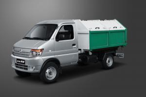 Chana Detachable Garbage Truck 2012 года