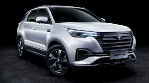 2019 ChangAn CS55 Plus