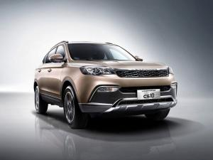 ChangFeng Leopaard CS10 '2015