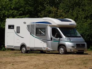 2011 Chausson Sweet Garage