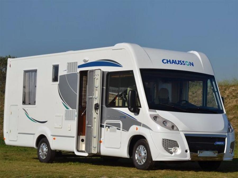 Chausson Welcome I778 '2012