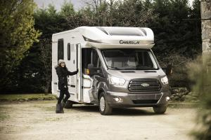 2015 Chausson Flash 628EB Limited Edition