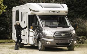 Chausson Flash 628EB Limited Edition 2015 года