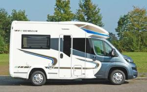 Chausson Welcome 500 2015 года