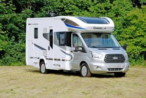 2015 Chausson Welcome 610