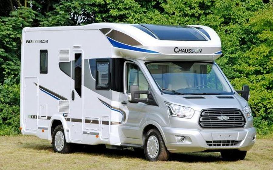 Chausson Welcome 610 '2015