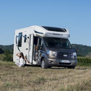 2015 Chausson Welcome 628EB