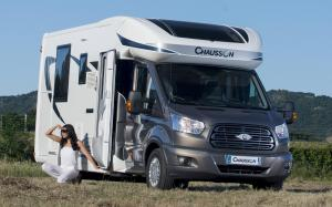 Chausson Welcome 628EB 2015 года