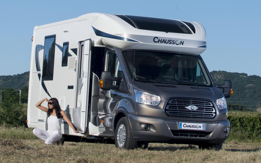Chausson Welcome 628EB '2015