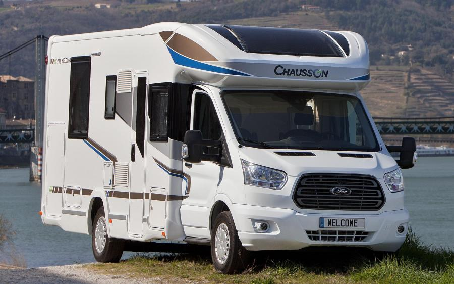 Chausson Welcome 718EB '2015
