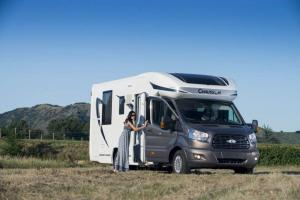 2015 Chausson Welcome 728EB