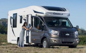 Chausson Welcome 728EB 2015 года