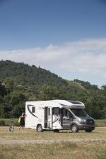 Chausson Welcome 630 2016 года