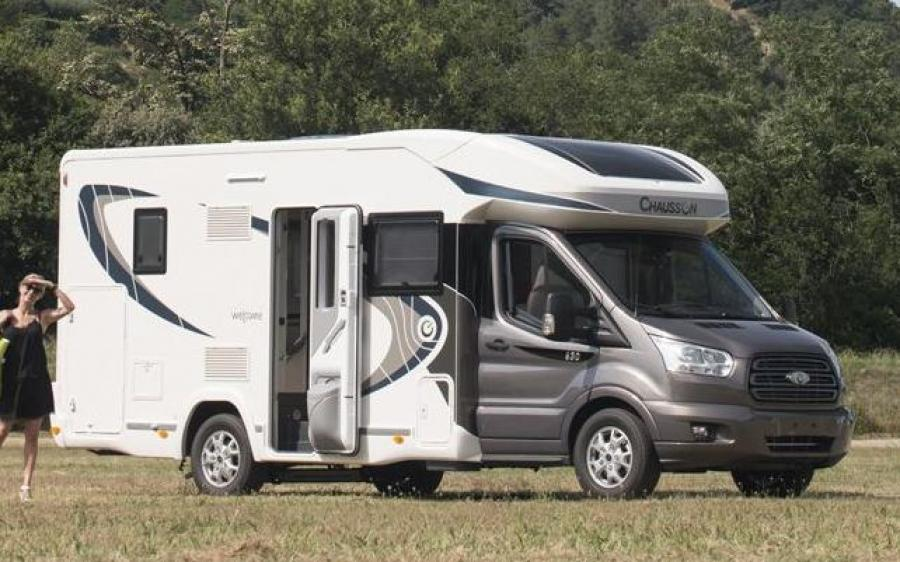 Chausson Welcome 630 '2016