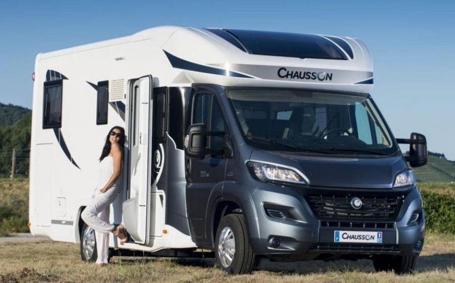 Chausson Welcome 727GA '2016