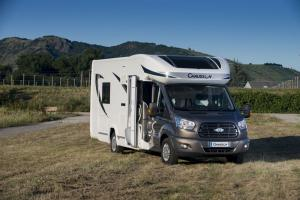 2016 Chausson Welcome 737