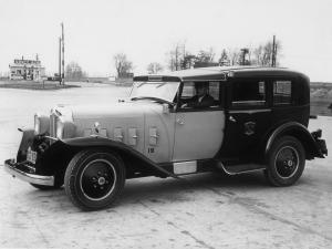 1931 Checker Model M Taxi Cab