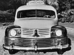 Checker Model D Taxi Cab Prototype 1946 года