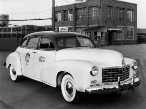 1948 Checker Model A2 Taxi Cab