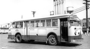Checker Model 91 Transit Bus '1949