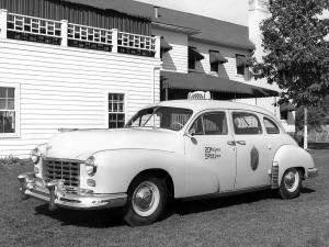 1950 Checker Model A4 Taxi Cab