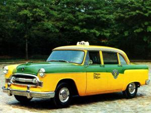 1956 Checker Model A8 Taxi Cab