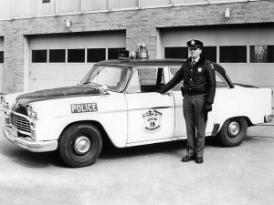 Checker Police Squad '1963