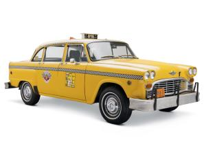 Checker Marathon Taxi '1981