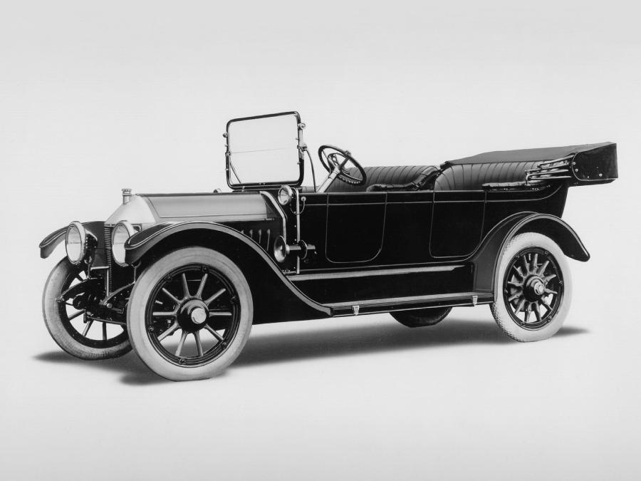 1912 Chevrolet Classic Six Touring