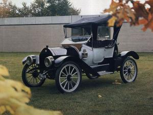 Chevrolet Little Four 1912 года
