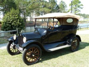 1919 Chevrolet Series 490 Touring