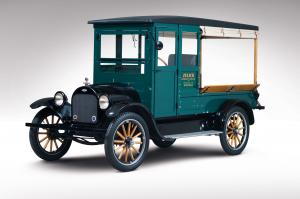 1922 Chevrolet Model 490 Canopy Express Truck