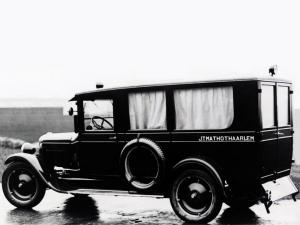 1923 Chevrolet Superior Ambulance by Vermeulen