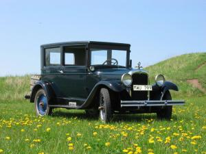 1925 Chevrolet Superior Coach