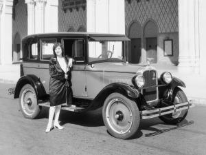 1927 Chevrolet Capitol Landau Sedan