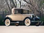 Chevrolet Capitol Sports Cabriolet 1927 года
