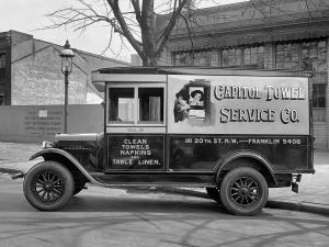 1927 Chevrolet Capitol Utility Express 1-Ton Truck