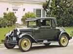 Chevrolet Series V Coupe 1927 года