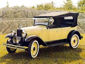 Chevrolet National Touring 1928 года