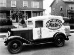 Chevrolet International Bread Truck by Boyertown 1929 года