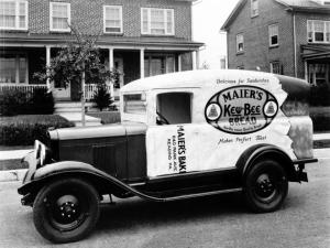1929 Chevrolet International Bread Truck by Boyertown