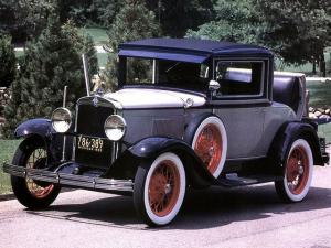 1929 Chevrolet International Sport Coupe
