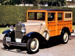 Chevrolet Independence Woody Station Wagon 1931 года