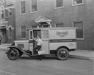 1931 Chevrolet Model MA Walk-In Delivery Van