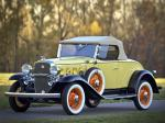 Chevrolet Confederate DeLuxe Sport Roadster 1932 года